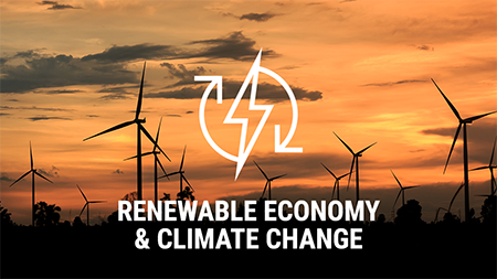 Renewable Economy & Climate Change