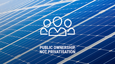 Public Ownership, Not Privatisation
