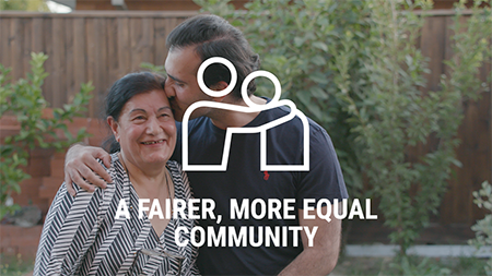 A Fairer, More Equal Community