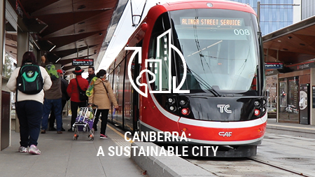 Canberra: A Sustainable City