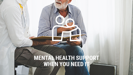 Mental Health Support when You Need It
