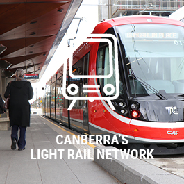 Canberra's Light Rail Network