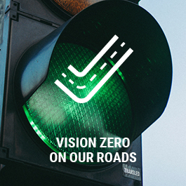 Vision Zero on our Roads