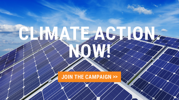 Climate Action Now! : Join the campaign