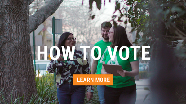 How to vote: Learn more