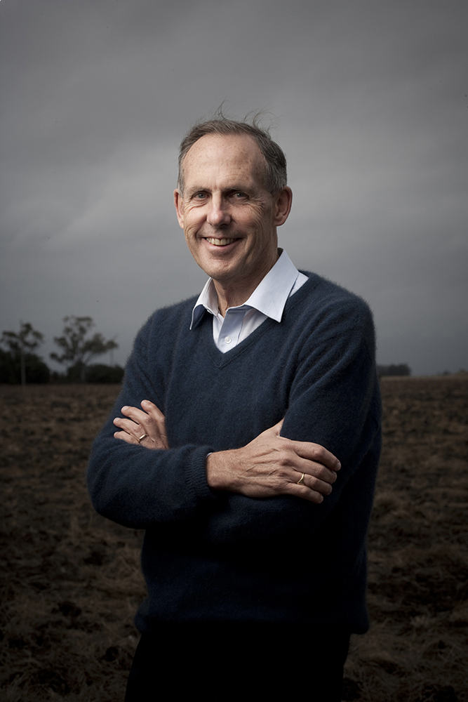 Bob Brown portrait