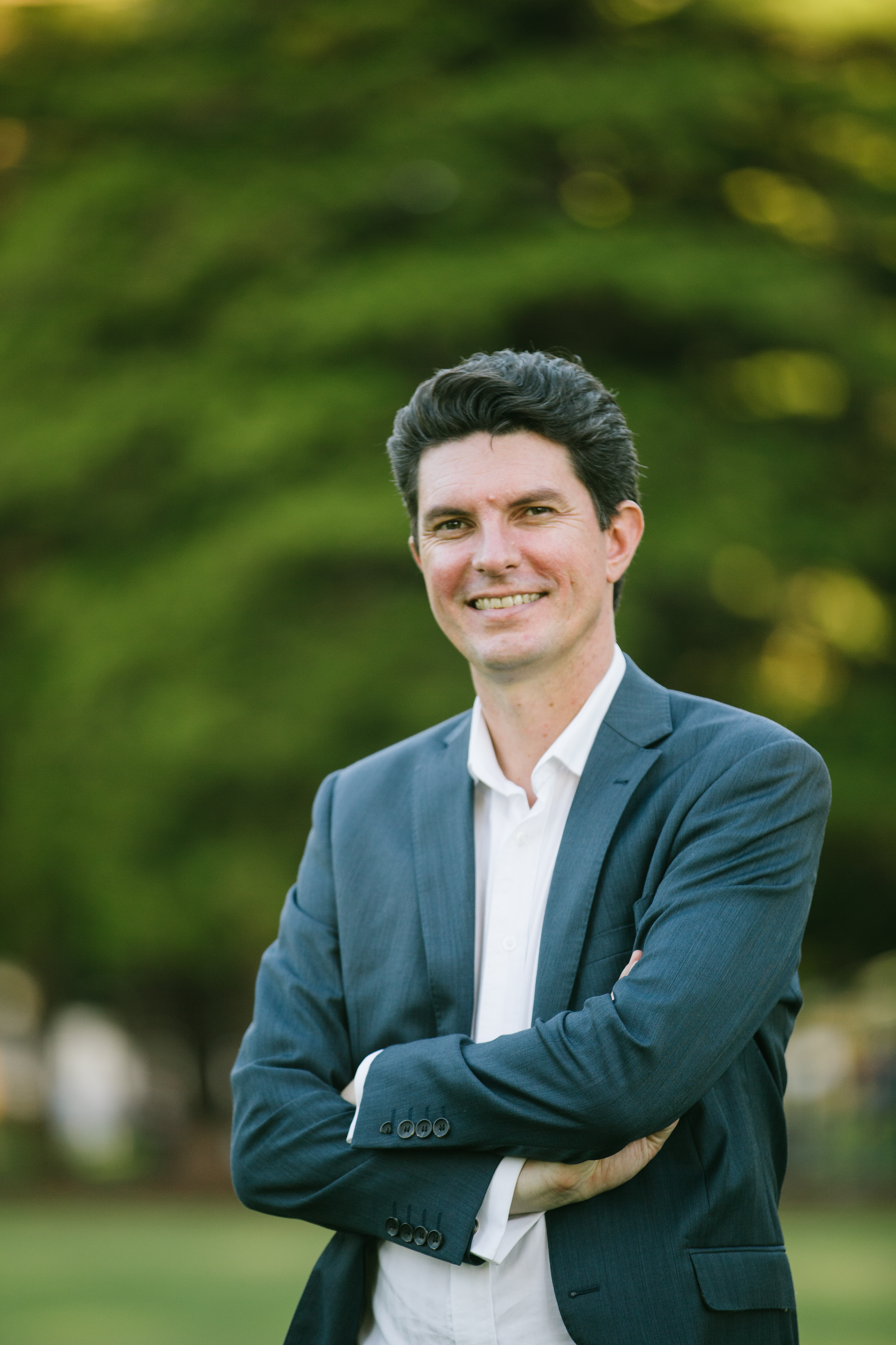 Scott Ludlam portrait