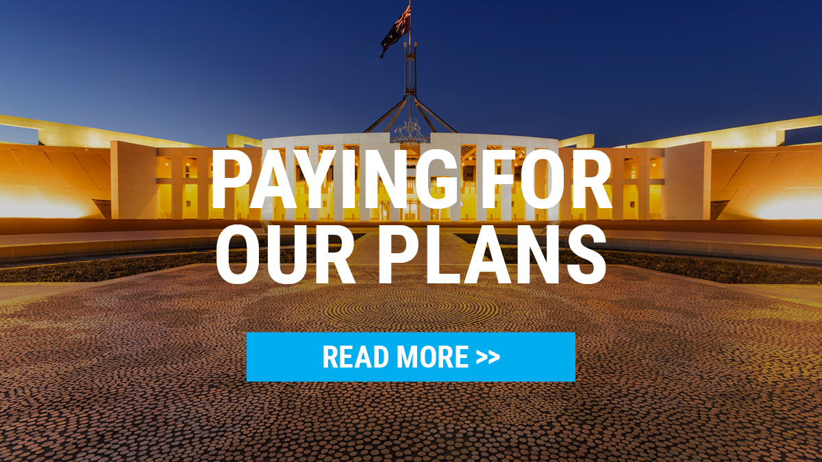 Paying For Our Plans - Find Out More