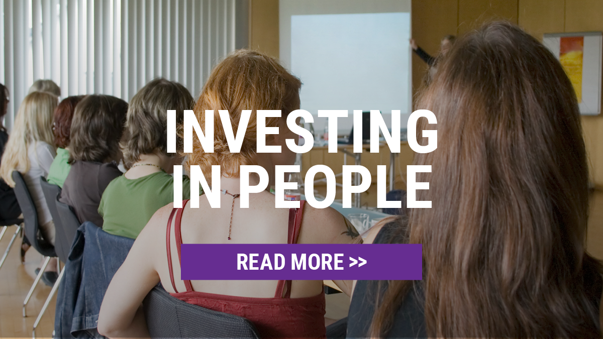 Investing in People - Find Out More