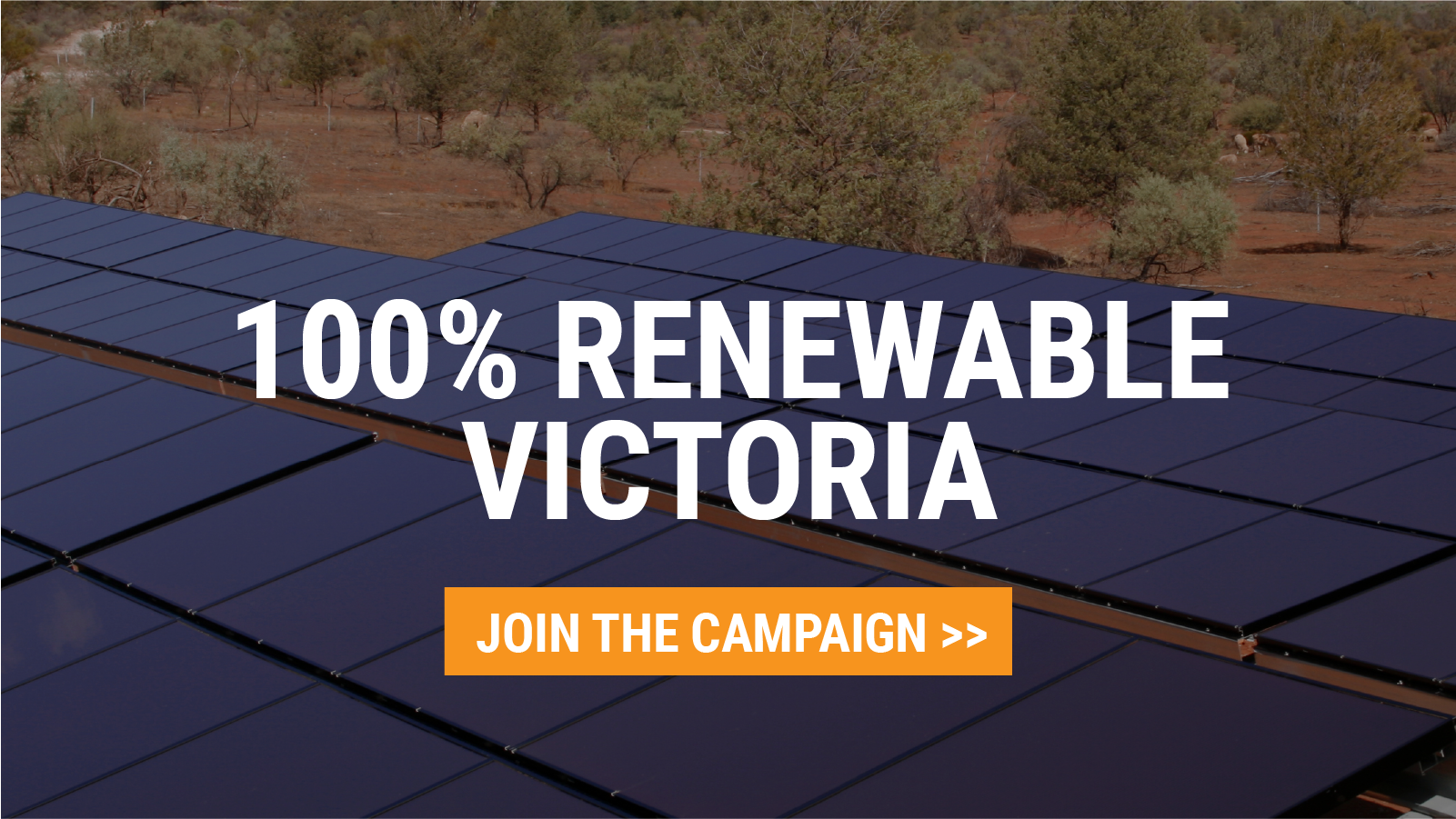 100% Renewable Victoria