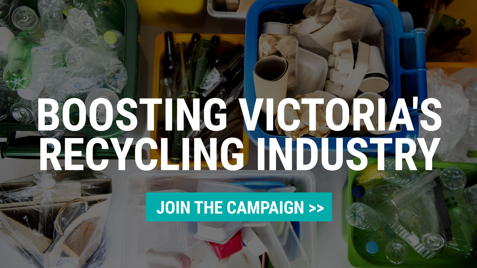 Boost Victoria's Recycling Industry