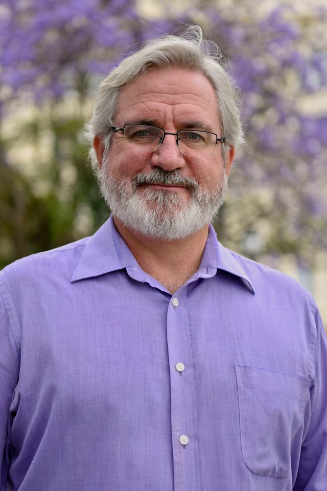 Andrew Bartlett, candidate for Clayfield