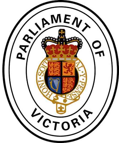 Parliament of Victoria Crest