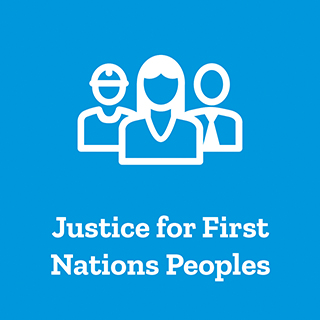 Justice for First Nations people