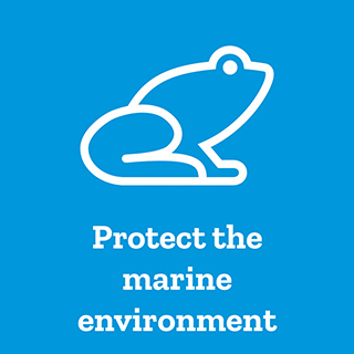 Marine environment campaign