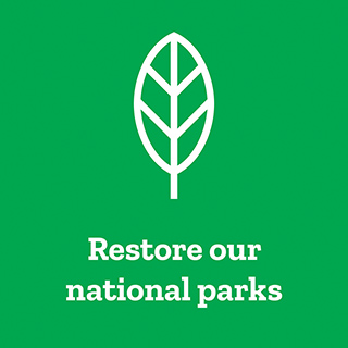 National Parks campaign