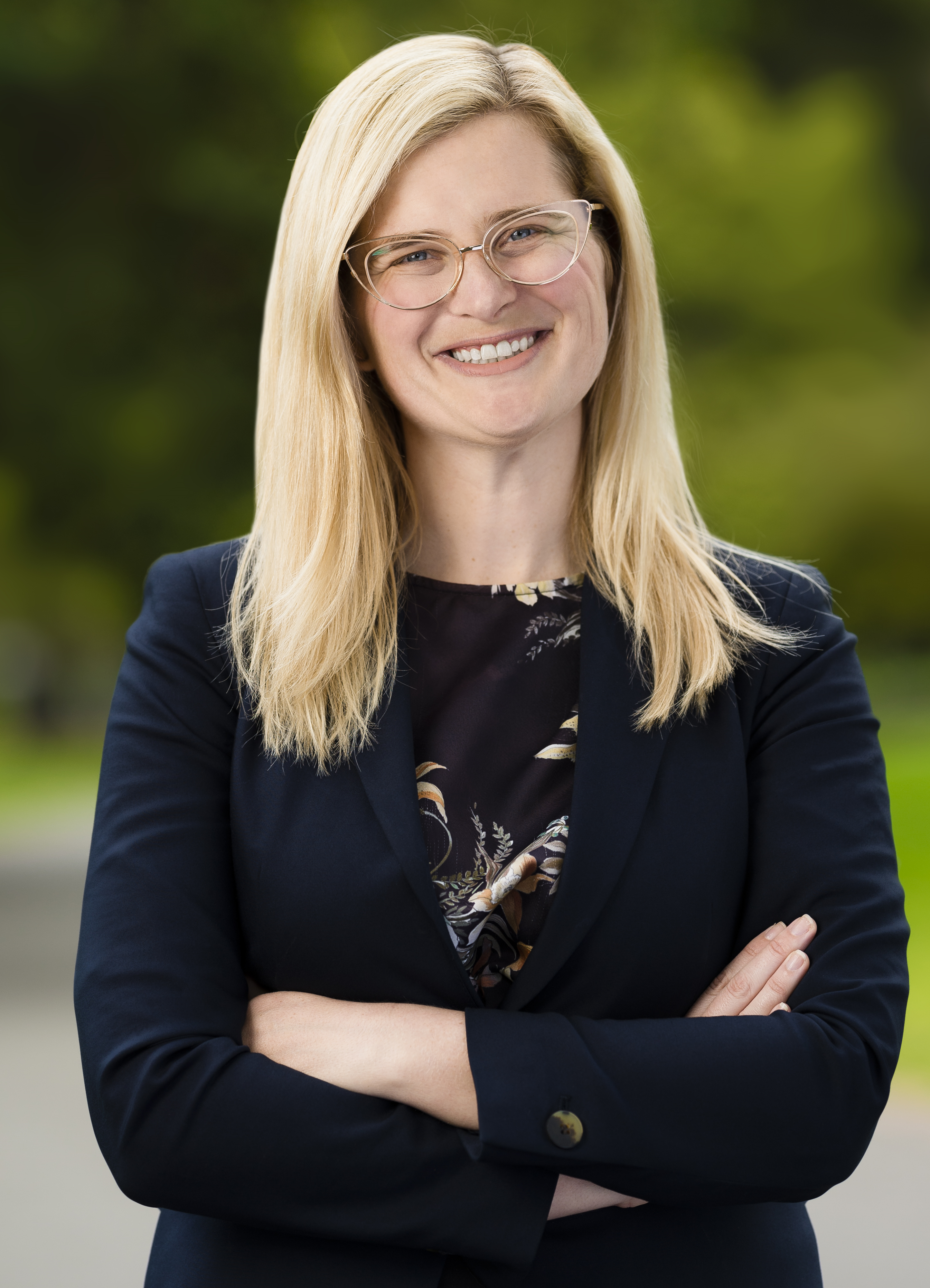 Councillor for Darebin and candidate for Preston, Susanne Newton
