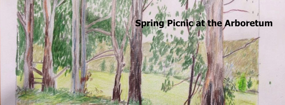 Spring Picnic at the Arboretum