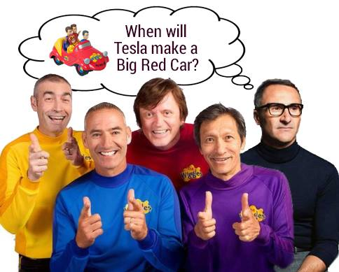 Richard and the Wiggles