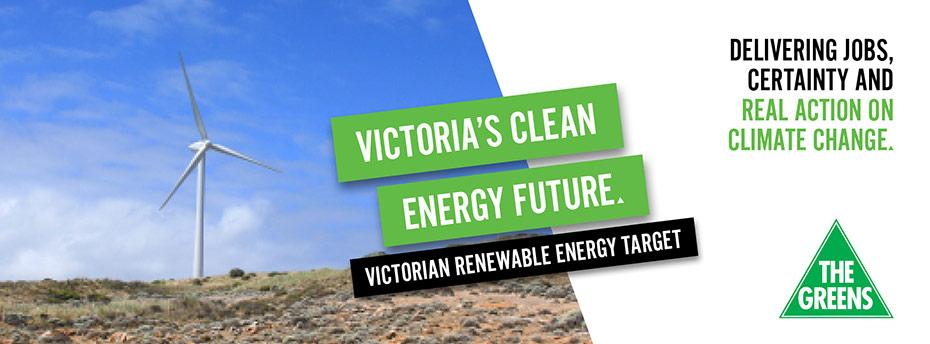 Victoria's Clean Energy Future
