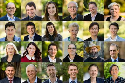 2018 SA State Candidates