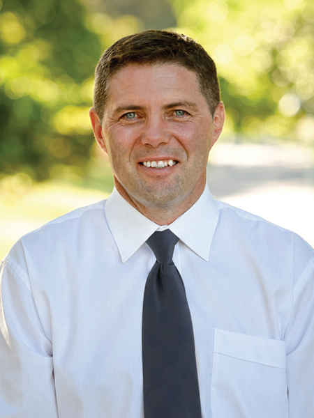 Brad Scott - Candidate for Oodgeroo