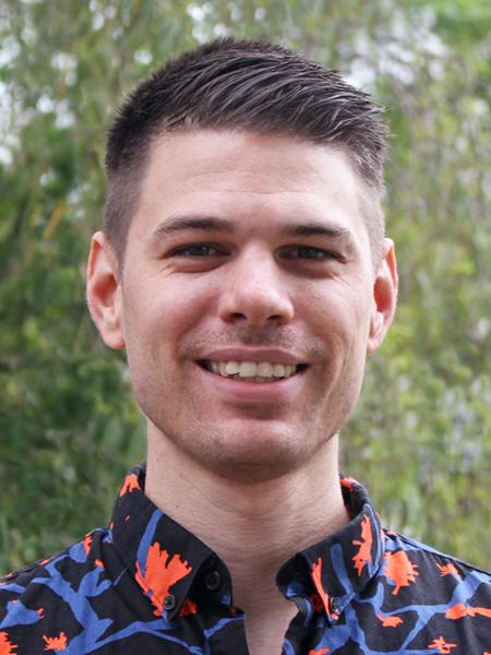 Joshua Sanderson - Candidate for Capalaba