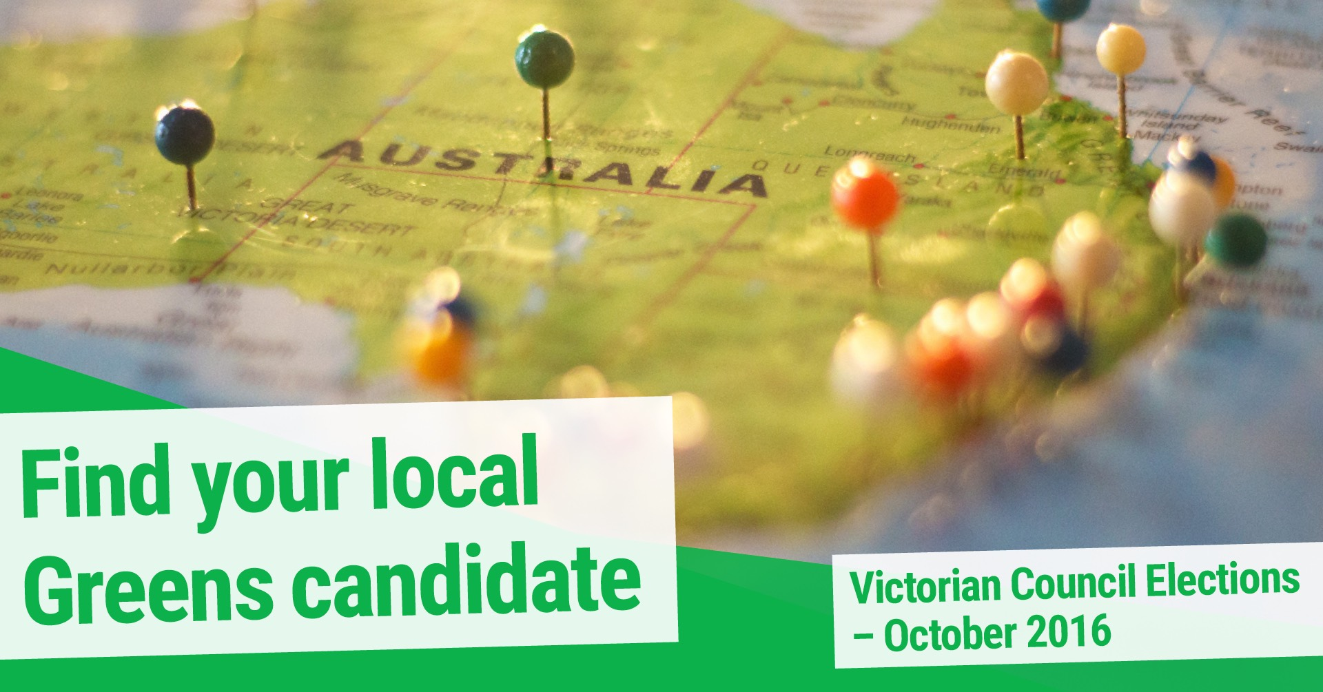Find your local candidate
