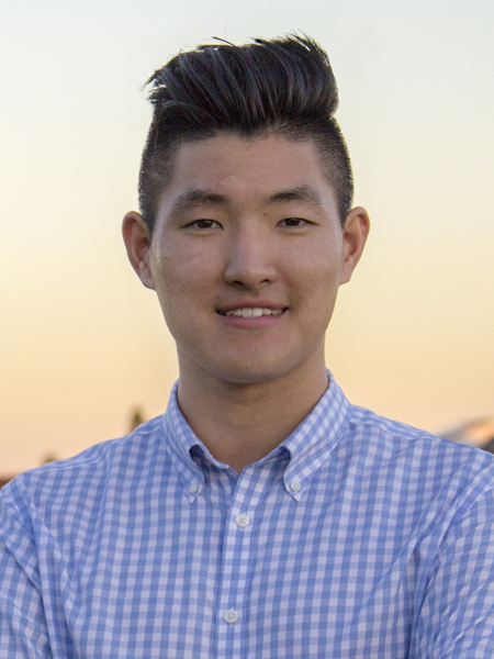 Daniel Kwon - candidate for Broadwater