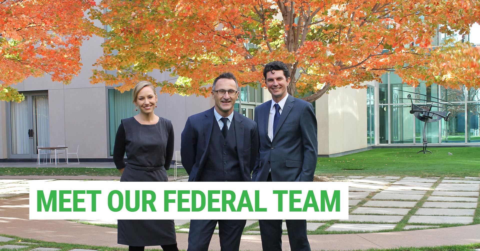 Australian Greens MPs