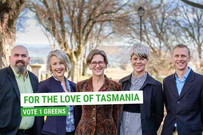 2018 Tasmanian Greens Policy Initiatives