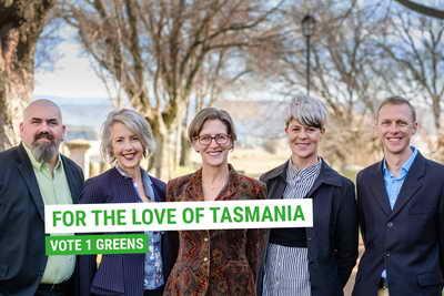 2018 Tasmanian Greens Policy Initiatives