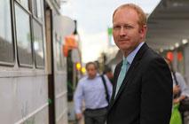 Greg Barber MP Melbourne Tram