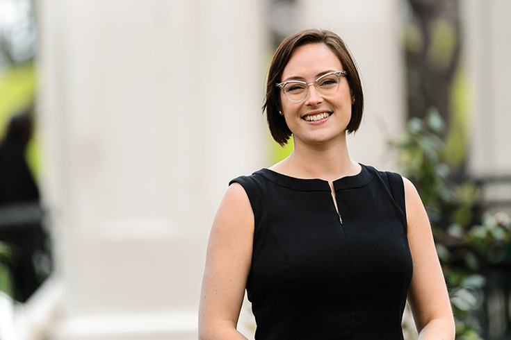 Katherine Copsey, Councillor for Port Phillip