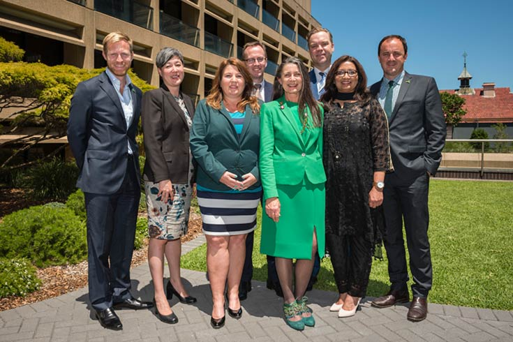 NSW MPs group photo 2016