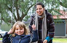 Open green space for healthy neighbourhoods