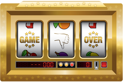 Game over pokies