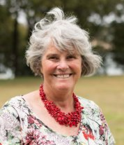 Sally O'Wheel, candidate for Braddon