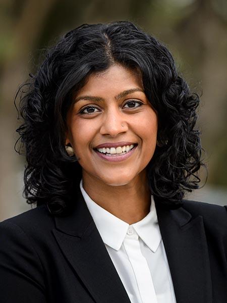 Samantha Ratnam Greens candidate for Wills