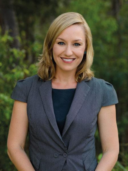 Senator Larissa Waters