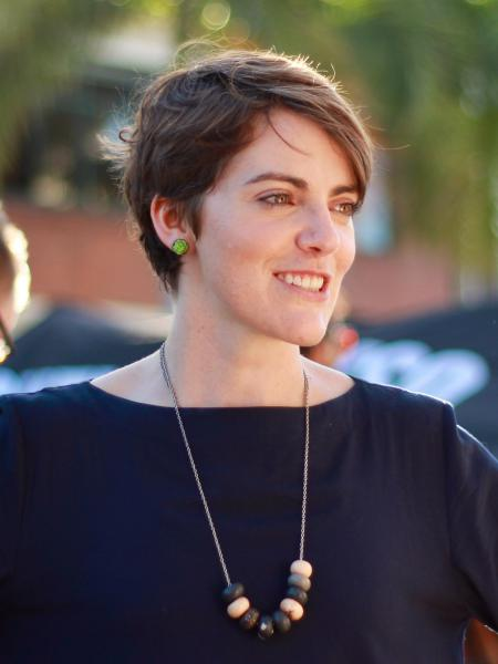 Amy MacMahon - candidate for South Brisbane