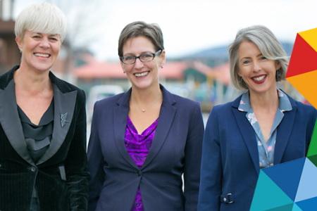 Tasmania Greens State MPs