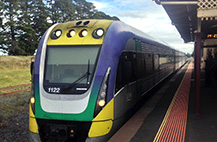 Geelong - Ballarat - Maryborough - Bendigo train link