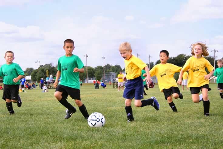 Soccer is a sport
