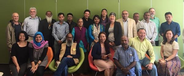 NSW MP Jenny Leong visit