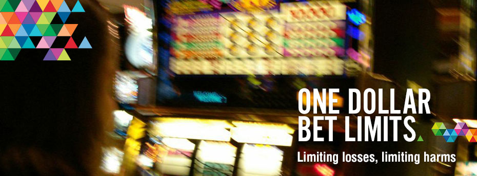 One dollar bet limits: limiting losses, limiting harms