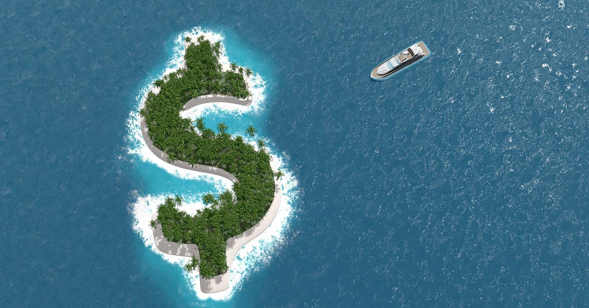 Tax island