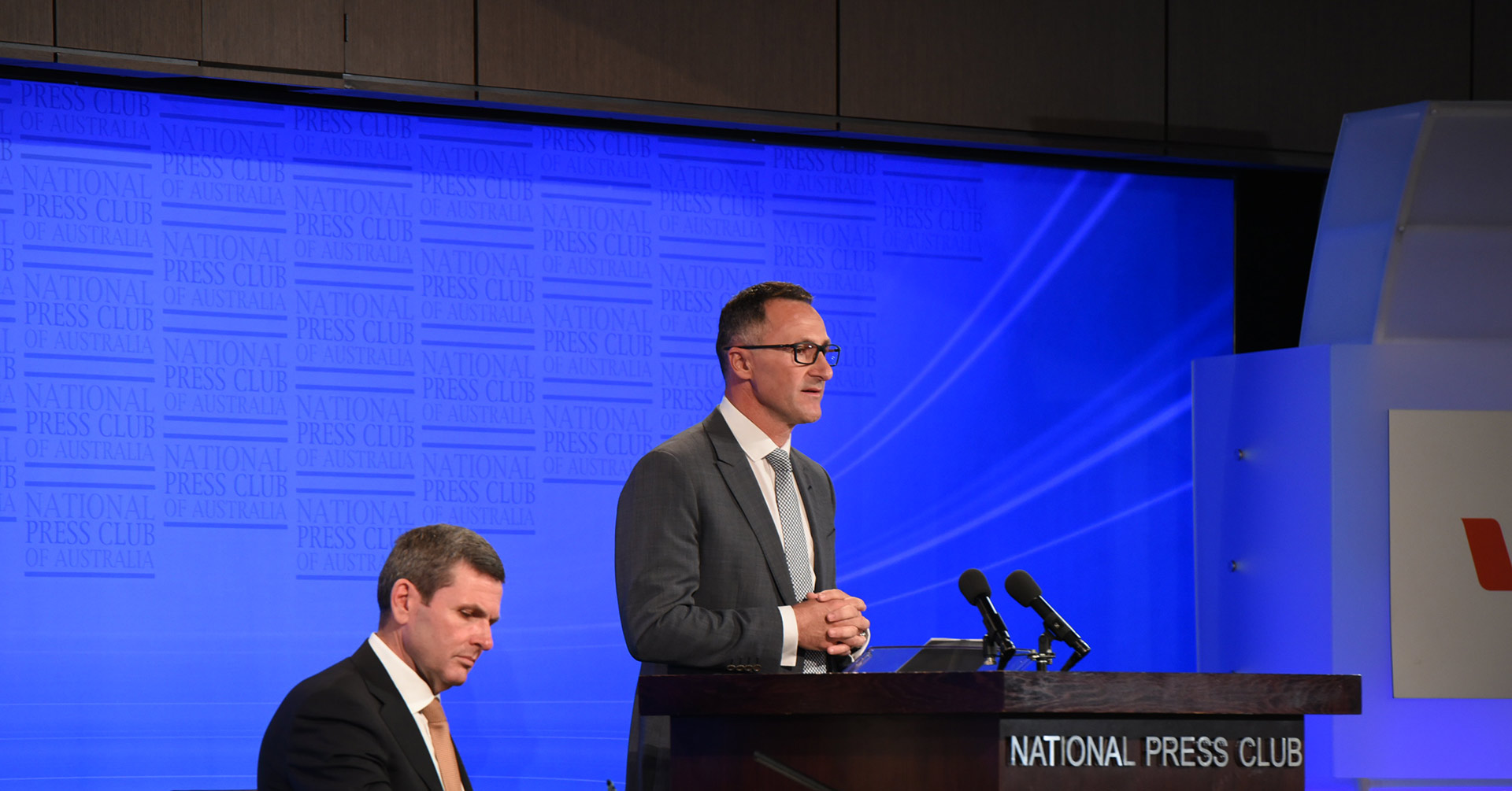 Richard at the National Press Club