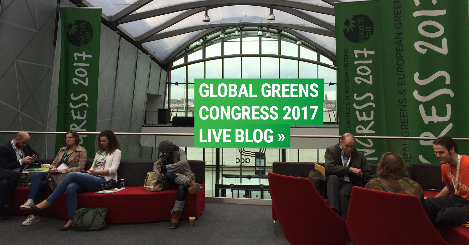 Global greens congress 2017 live blog