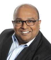 Dinesh Jayasuiya, Candidate for Western Metropolitan